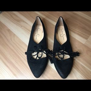 Jessica Simpson Pointed Flats